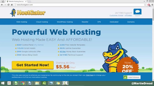 how-to-install-wordpress-on-host