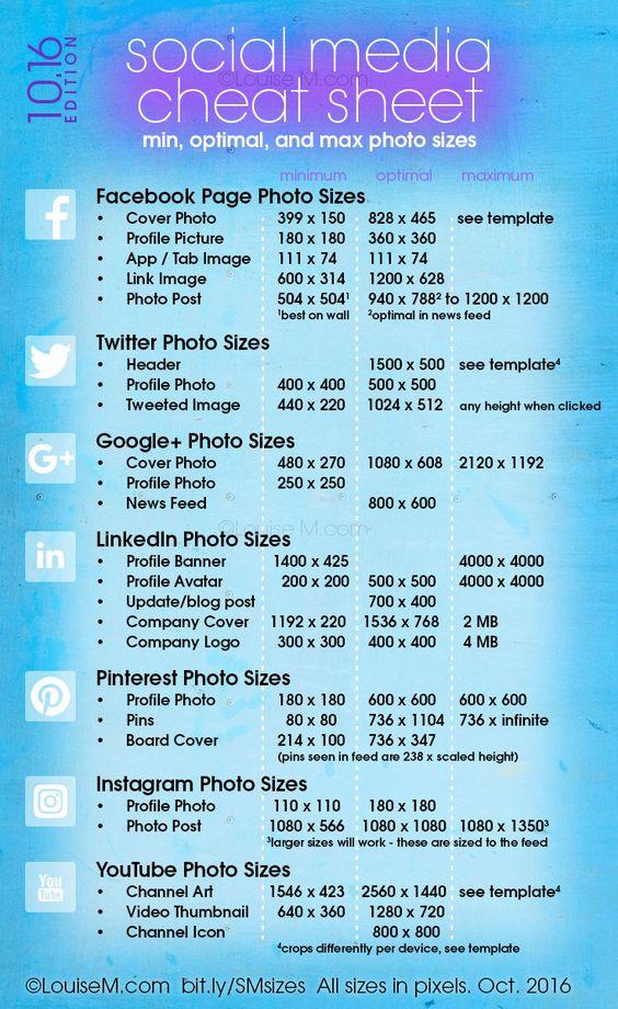 Media Sheet Size